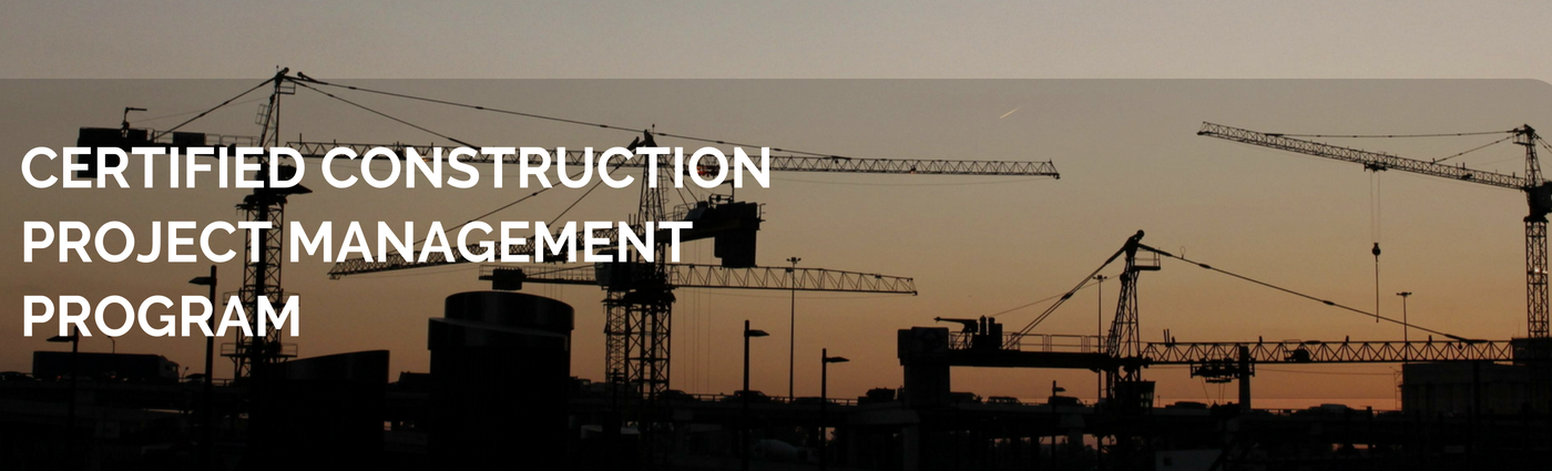 Construction Project Management For Civil Engineers Project