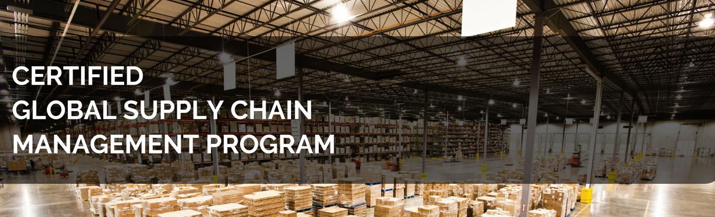 Best courses after graduation, logistics, supply chain management